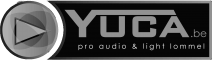 Logo Yuca - Pro audio & light